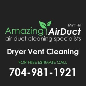 Dryer Vent Cleaning Mint Hill NC